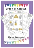 Grade 2 End of Year Maths Assessment ( AusVELS )