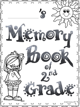 Grade 2 End of Year Memory Book!