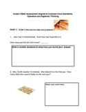 Grade 2 End-of Year Operations and Algebra Assessment
