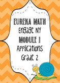 Eureka Math Applications Grade 2 Engage NY Module 1