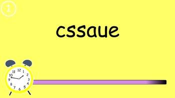 Grade 2 Engage NY Skills Unit 4 Spelling Word Scramble