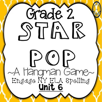 Grade 2 Engage NY Skills Unit 6 Star Pop