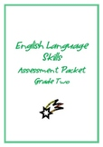 Grade 2 English Language Skills Assessments