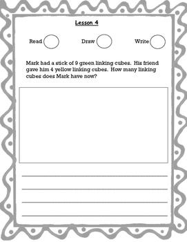 Grade 2  Math Module 1 Application Problems Student Workbook!