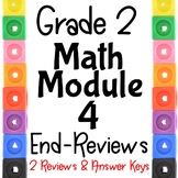 Grade 2  Math Module 4 End of Module Practice Assessments