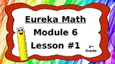 Grade 2 Eureka Math Module 6 Lesson 1 -Teacher Supplement