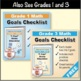 Grade 2 FREE Checklist of Math Goals for Common Core