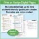 Grade 2 FREE Checklist of Math Goals for Common Core
