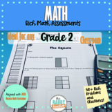 Grade 2 Math Assessments and Rubrics for all strands (Ontario)