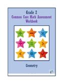 Grade 2 Geometry Assessment Workbook