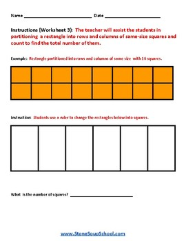 Grade 2 - Geometry for Gifted and Talented Students - Common Core