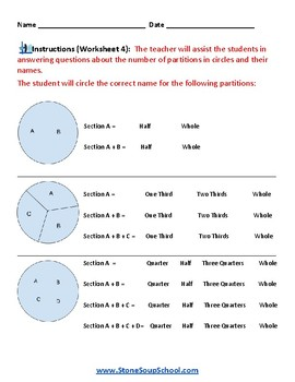 Grade 2 - Geometry for Students with Learning Disabilities  - Common Core