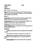 Grade 2 Go Math Chapter 4 lesson plans
