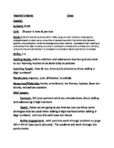 Grade 2 Go Math Chapter 6  lesson plans