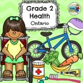 Grade 2 Health Ontario Curriculum 2018 Updated