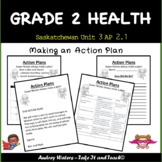 Grade 2 Health - Unit 3 - AP 2.1  Saskatchewan Curriculum