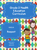 Grade 2 Health: Unit 4: Respect