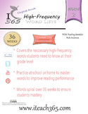 Grade 2 High-frequency Workbook