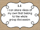 Grade 2 I Can Statements Bundle aligned with the Alberta Curriculum