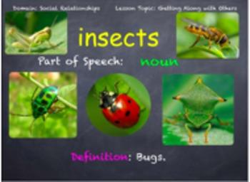 Grade 2 Journeys CC Lesson 4 Vocabulary Introduction