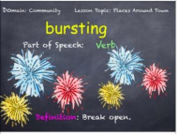 Grade 2 Journeys CC Lesson 5 Vocabulary Introduction