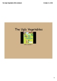 Grade 2 Journeys The Ugly Vegetables Lesson Days 1-4