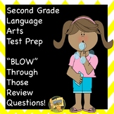 Grade 2 Lang. Arts Test Prep - Get ready for Standardized Testing and SAT 10!!