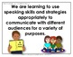 Grade 2 Language Learning Goals Posters - Ontario Curriculum - 90 pages