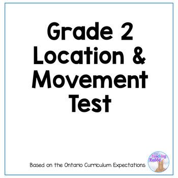 Grade 2 Location & Movement Test