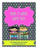 Grade 2 Magic -e Game Pack