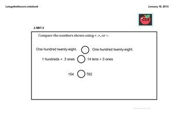 Grade 2 Math CCSS Daily Review/Benchmark Assessment Bundle