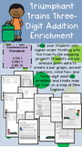 Grade 2 Math Enrichment Project - Three-Digit Addition - ""