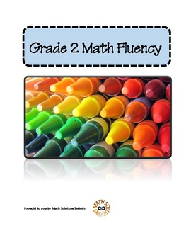 Grade 2 Math Fluency Program COMPLETE
