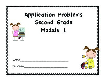 Grade 2, Math Module 1, Application Problems