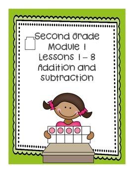Grade 2, Math  Module 1 Practice