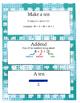 Grade 2 Math Module 1 Vocabulary Cards!