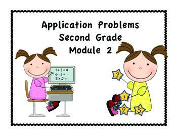 Grade 2, Math Module 2, Application Problems