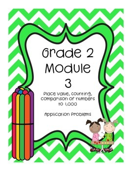 Grade 2, Math Module 3, Application Problems