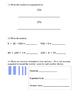 Grade 2 Math Module 3 review packet