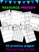 NYS Grade 2 Math Module 4 Practice Notebook