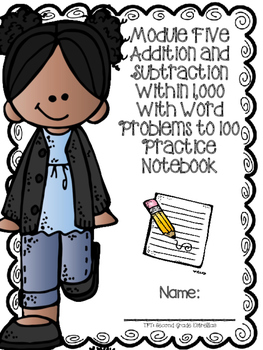 Grade 2 Math Module 5 Practice Notebook