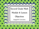Grade 2 Math Module 6 Learning Targets