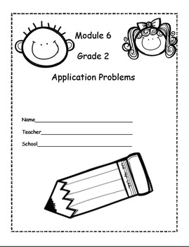 Grade 2 Math, Module 6 Multiplication/Division Application Problems