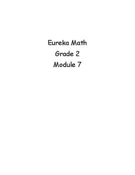 Grade 2 Math Module 7