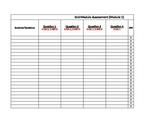 Grade 2 Math Module Assessment Grading System