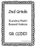 Grade 2 Math Module QR Codes for Videos