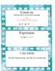 Grade 2 Math Modules 1-8 Vocabulary Cards Bundle!