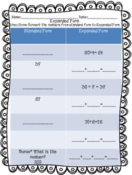 Grade 2 Math NO PREP!