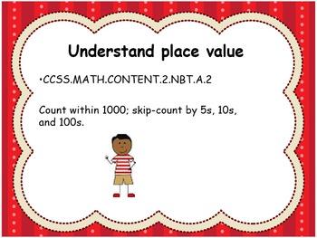 Grade 2 Math Standards