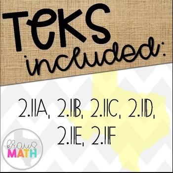Grade 2 Math TEKS-Aligned Task Cards: Financial Literacy Standards Bundle!